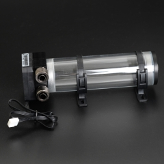 Syscooling P60B liquid cooling pump DC12V ceramic bearing water cooling pump with water tank