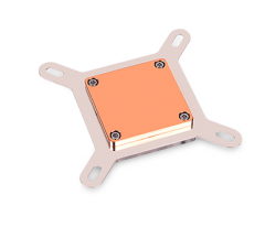 Syscooling C20 new high quality acrylic transparent cover water cooling block for computer cpu