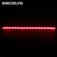 Syscooling colorful LED light bar for water cooling kit computer cooling
